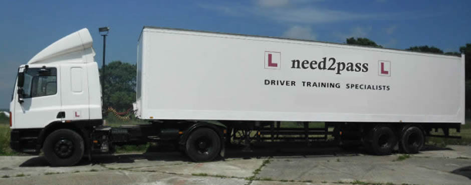 Get your HGV licence and start trucking
